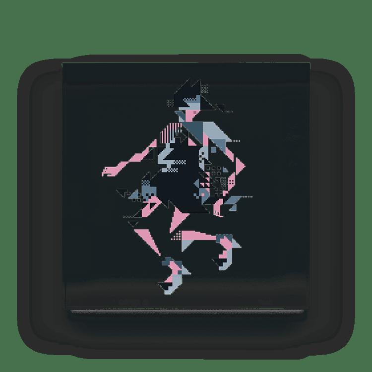 YACOYONのアクリルブロック