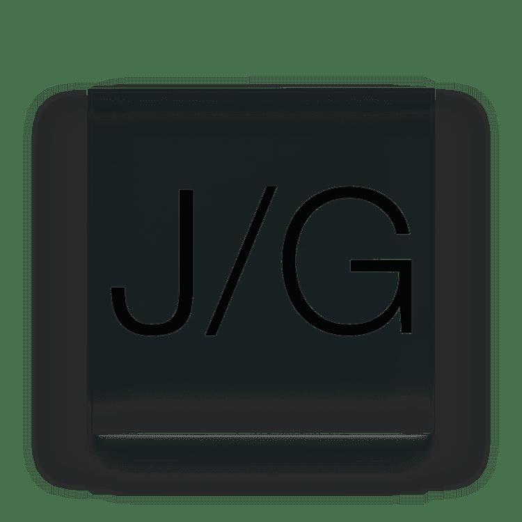 John Gastroのアクリルブロック
