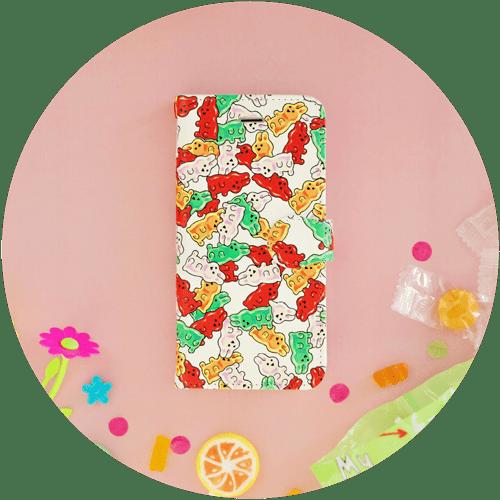 Book-Style Smartphone Case