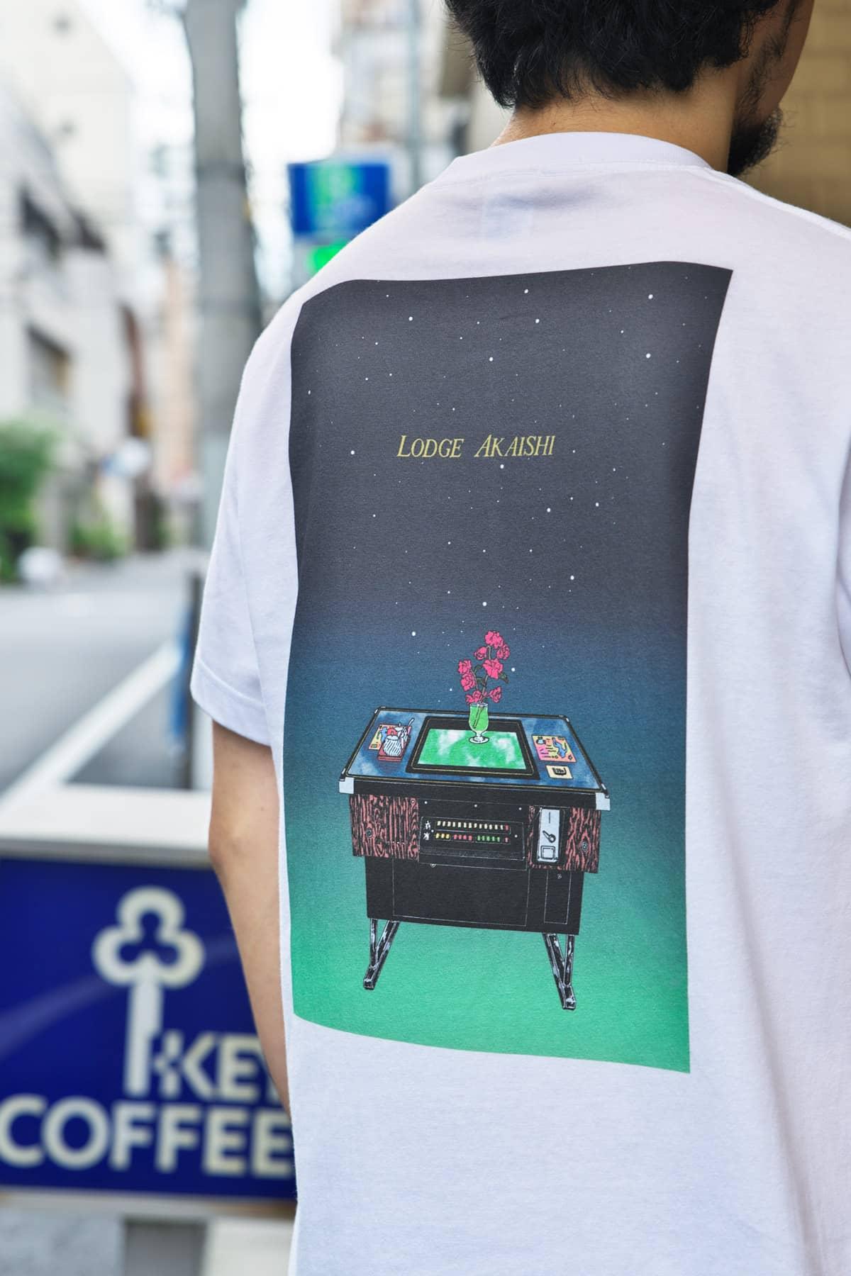 テーブルゲームのお告げ Tシャツ/石井嗣也